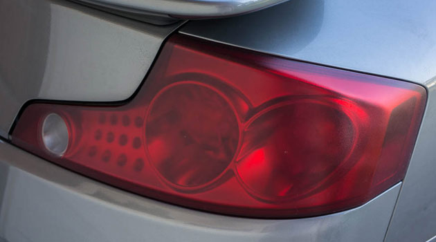 Tail Lights Smoke